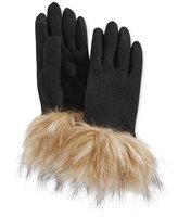 Lauren Ralph Lauren Faux-Fur Gloves