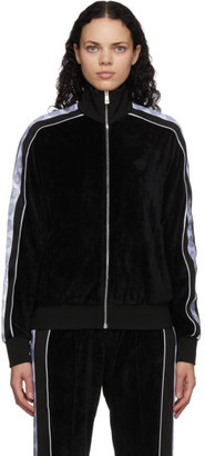 Versace Black Medusa Band Track Jacket