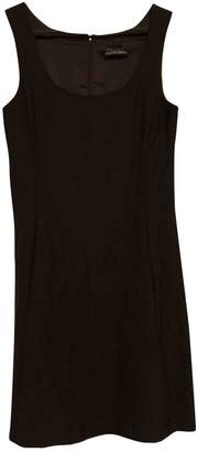 Theory Black Wool Dress for Women