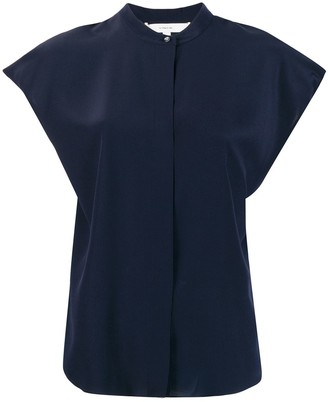 Vince Short Sleeved Blouse