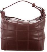 Chanel Square Stitch Handle Bag