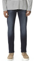 7 For All Mankind Slim Straight Performance Jeans