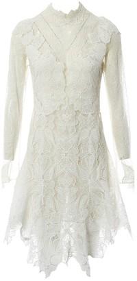 Jonathan Simkhai Ecru Polyester Dresses