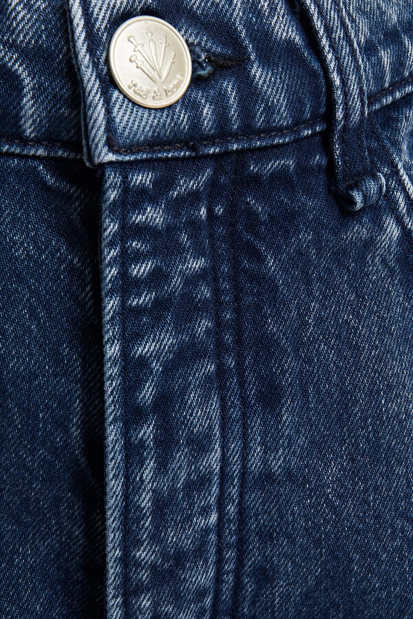 Thumbnail for your product : Rag & Bone Ruth High-rise Straight-leg Jeans