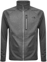 The North Face Canyonland Full Zip Jumper Grey