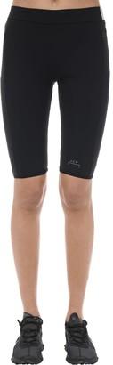 A-Cold-Wall* A Cold Wall* Logo Printed Front Lycra Shorts