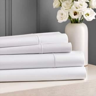 Sky 500TC Sateen Wrinkle-Resistant Sheet Set, Twin XL - 100% Exclusive