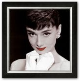 "Art.com Audrey Hepburn"" Framed Art Print"