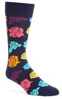 Happy Socks Men's Rose Petal Socks