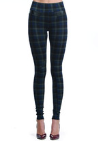 Daniela Corte - Plaid Nolita Leggings