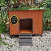 Studio M Stuido M Gypsy Garden Mini Chicken Coop GG196