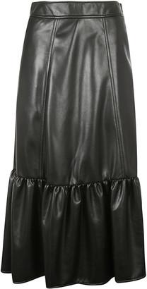 Philosophy di Lorenzo Serafini Side Zip Flared Skirt