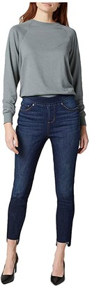 Jag Jeans Maya Pull-On Skinny Ankle Jeans with Step Hem (Harlem) Women's Jeans