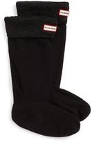 Hunter Women's Tall Glitter Cuff Welly Boot Socks