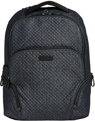 Vera Bradley Denim Iconic Backpack