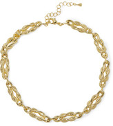 Noir Gold-Tone Necklace