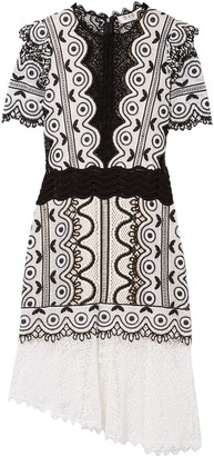 Sea Knee-length dresses