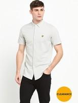 Lyle & Scott Short Sleeve Jersey Shirt