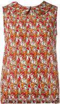 Societe Anonyme collared blouse - women - Silk - 1