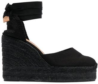 Castaner Carina espadrille wedge sandals