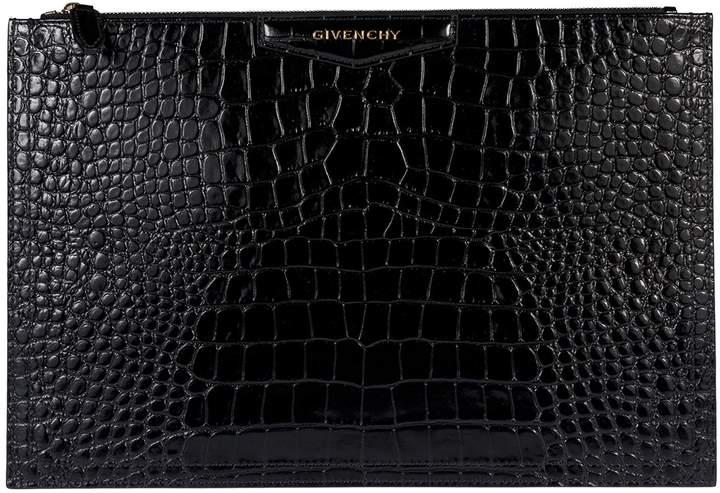 d533f068c8 Givenchy Antigona Clutch - ShopStyle