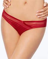 Natori Precision Low-Rise Stretch-Mesh Bikini 773164