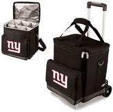 Picnic Time New York Giants Cellar Trolley