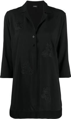 La Perla Floral Pajama Set