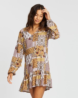 Rusty Loose Soul Dress