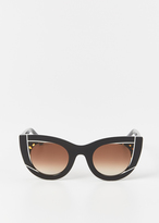 Thierry Lasry black acetate wavvvy
