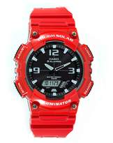 Casio Men's Sport AQS810WC-4AV Plastic Quartz Watch