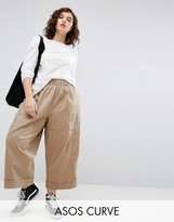 Asos Balloon Fit Wide Leg Chino