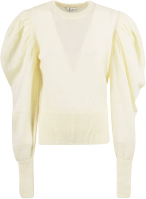 J.W.Anderson Ruched Shoulder Jumper