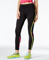 Energie Active Juniors' Penelope Mesh-Contrast Leggings