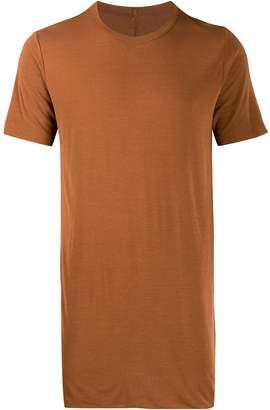 Rick Owens long-line T-shirt