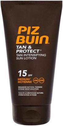 Piz Buin Tan & Protect Tan Intensifying Sun Lotion - Medium SPF15 150ml