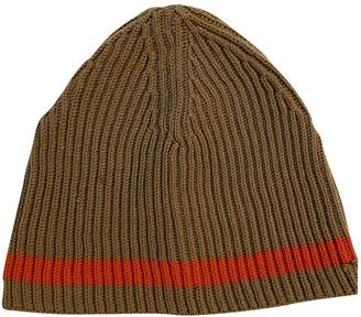 Gucci Brown Wool Hats & pull on hats