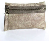 J.Crew J Crew Beige Leather Chain Strap Crossbody Handbag