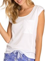 Cyberjammies 3273 Camilla Cotton & Modal Pajama Pyjama Top T-Shirt