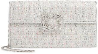 Roger Vivier Crystal Buckle Crossbody Bag