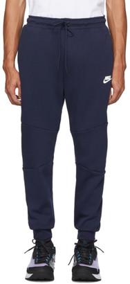 Nike Navy Sportswear Jogger Lounge Pants