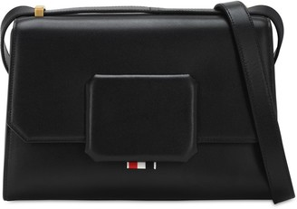 Thom Browne Leather Box Bag