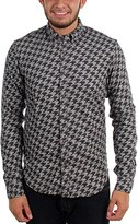 Scotch & Soda Men's All-Over Print Button Down Shirt
