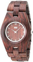 WeWood Odyssey Brown Miyota Movement Watch