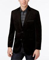 Alfani Men's Velvet Two-Button Blazer