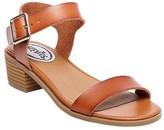 Stevies Girls' #MALTEE Thong Sandal - Tan