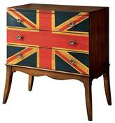 HOMES: Inside + Out ioHOMES Albion Union Jack Hallway Chest