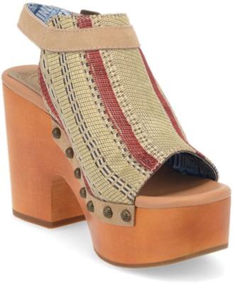 Dingo Corona Women's Platform Clog Sandals