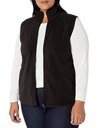 Amazon Essentials Plus Size Full-zip Polar Fleece Vest