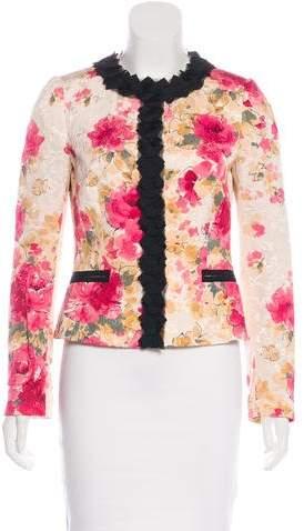 Dolce & Gabbana Embellished Matelassé Jacket